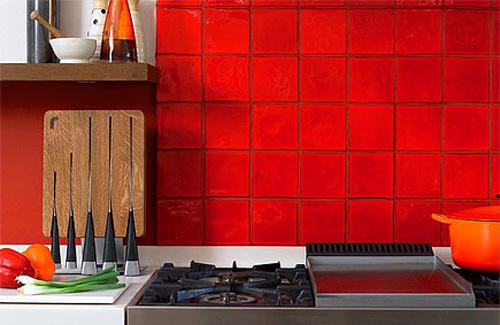 Mutfak tezgah fayans modelleri - Coprire le piastrelle della cucina ...