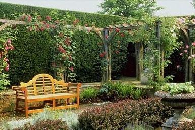 Bahçe düzenlemesi örnekleri peyzaj örnekleri dekorasyon ve