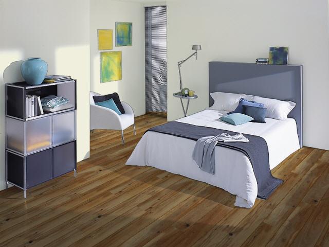 Schlafzimmer Boden Hell Oder Dunkel: Mehr als unikale wandfarbe ...