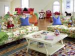 cocuk ve bebek odasi 2013 cicekli