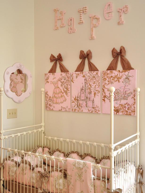 Детская комната панно своими руками