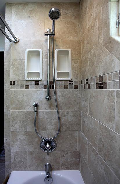Small Bathroom Tub Shower Combination